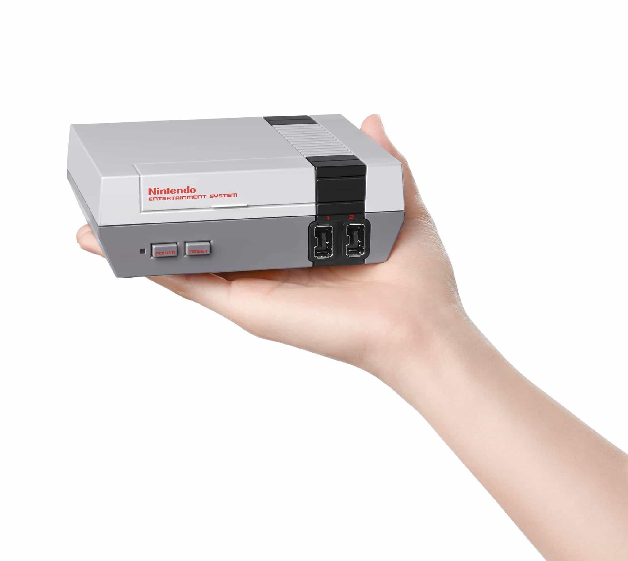 Nintendo Classic Mini 2