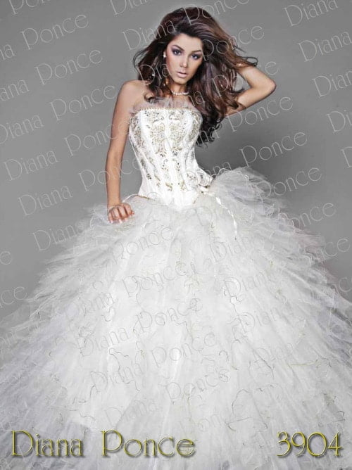 Diana Ponce Designs Quinceanera Dresses