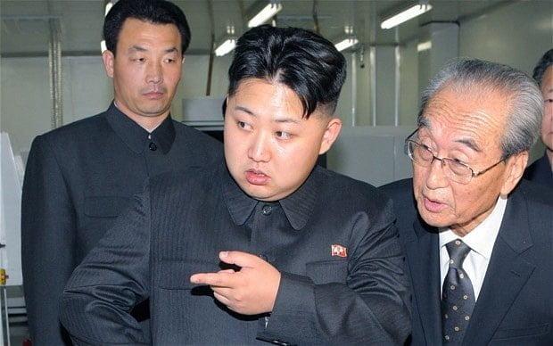 Kim Jong Un Estados Unidos y Corea del Norte