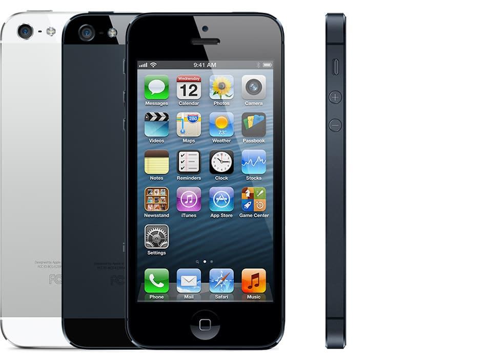 iPhone 5 y 5c obsoletos