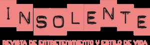 Insolente Revista - Logo