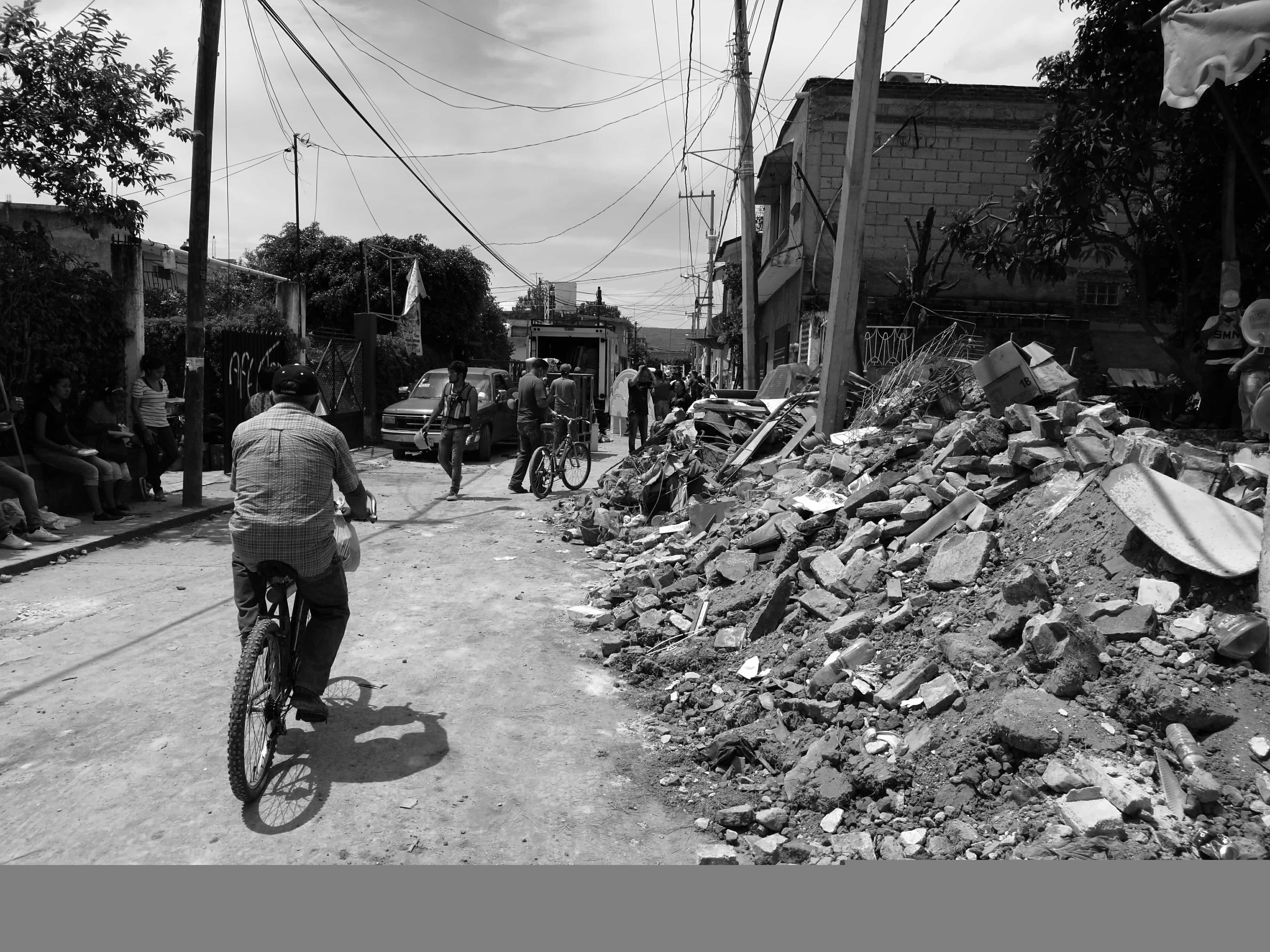 Insolente Revista - Sismo en Jojutla Morelos