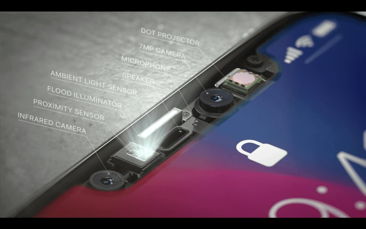 iPhone X es inseguro